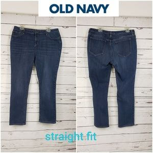 Old navy straight droit jean 14